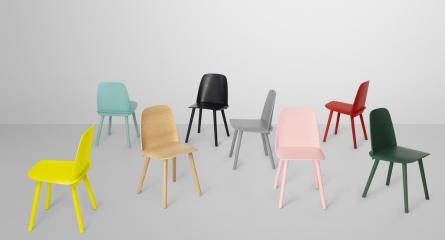 David Geckeler_Nerd Chair for MUUTO