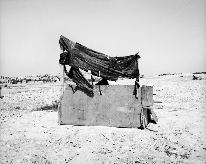 מיקי קרצמן, עקורים (9), 2010, הדפס דיגיטלי, 90X109 סמ