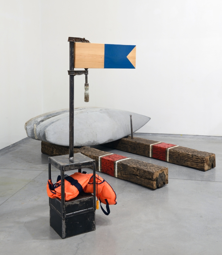 Guy Zagursky, Nostos 2015, installation view_5